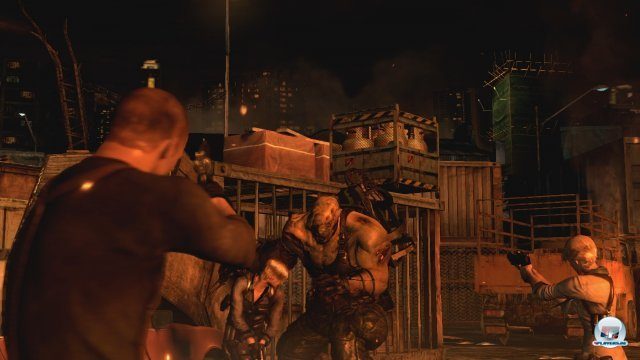 Screenshot - Resident Evil 6 (360) 2357582