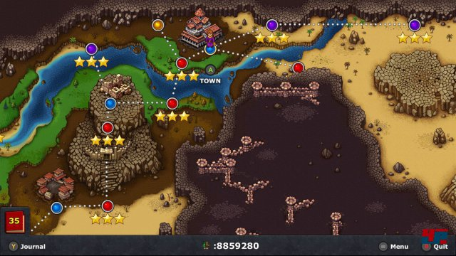 Screenshot - Defender's Quest: Valley of the Forgotten DX (One) 92560438