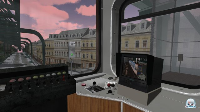 Screenshot - Schwebebahn-Simulator 2013 (PC)