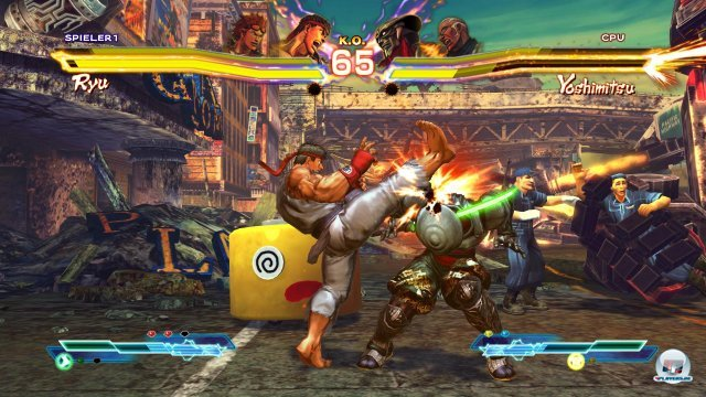 Screenshot - Street Fighter X Tekken (PC) 2351817