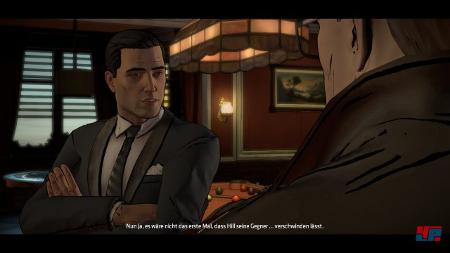 Screenshot - Batman: The Telltale Series - Episode 1 (PC)