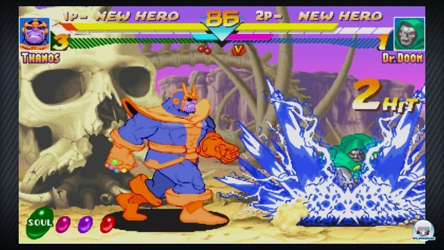 Screenshot - Marvel vs. Capcom Origins (360) 2374142