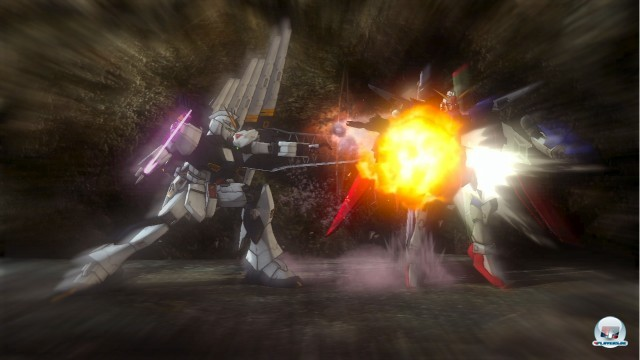 Screenshot - Dynasty Warriors: Gundam 3 (360) 2221583