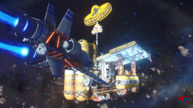 Screenshot - Rebel Galaxy Outlaw (PC) 92573121