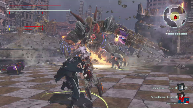 Screenshot - God Eater 3 (PS4) 92582116