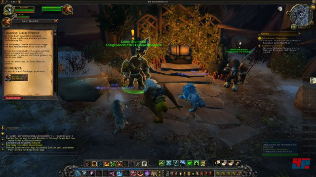 Screenshot - World of WarCraft: Legion (Mac) 92530790