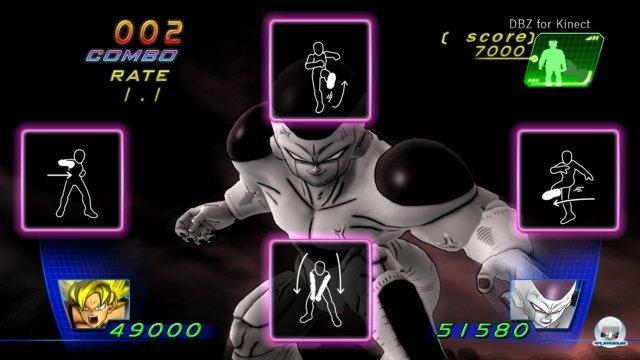 Screenshot - DragonBall Z f�r Kinect (360) 2362887