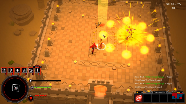 Screenshot - Asura (Linux)