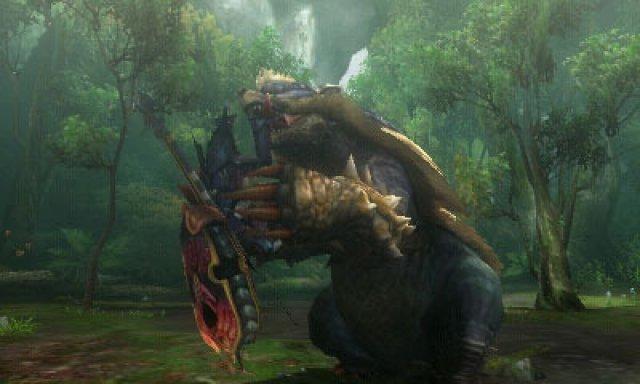 Screenshot - Monster Hunter 3G (3DS) 2285277
