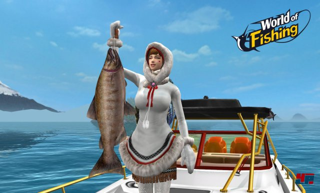 Screenshot - World of Fishing (PC)