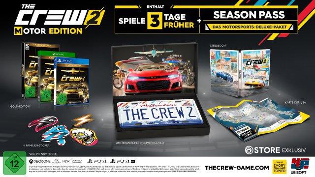 Screenshot - The Crew 2 (PC)
