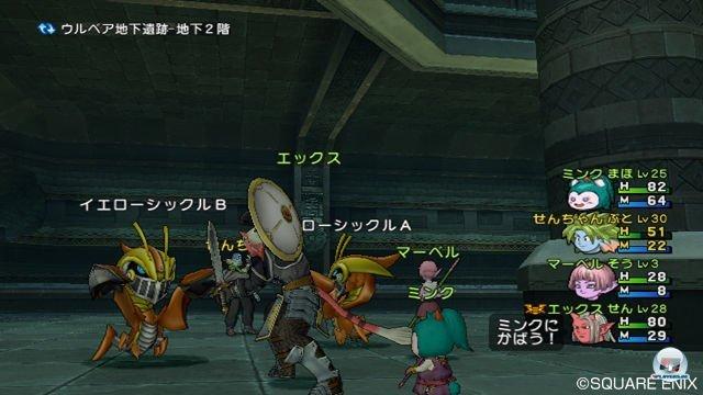 Screenshot - Dragon Quest X Online (Wii) 2289947