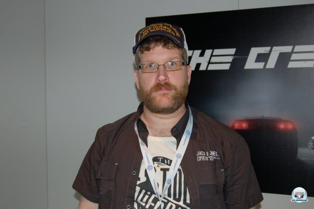 Antti Ilvessuo stand uns auf der E3 Rede und Antwort.