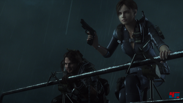 Screenshot - Resident Evil: Revelations (PS4) 92552479