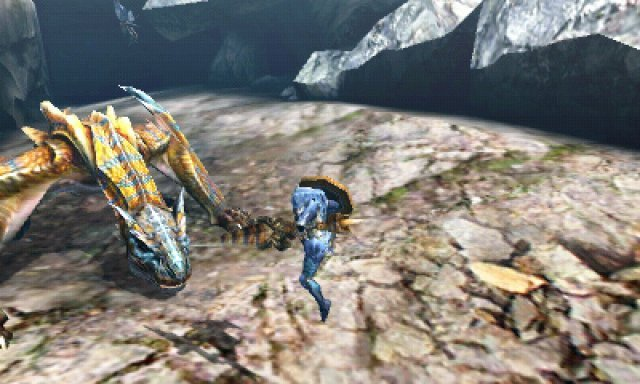 Screenshot - Monster Hunter 4 (3DS) 92399142