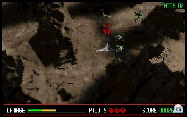 Screenshot - Star Wars: Rebel Assault (PC)