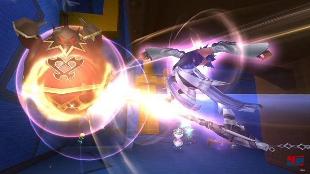 Screenshot - Kingdom Hearts HD 2.5 ReMIX (PlayStation3)