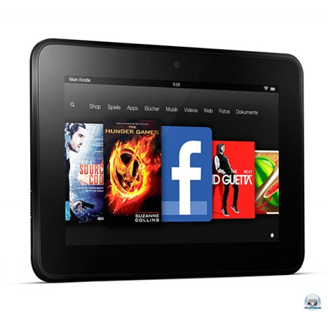 Screenshot - Kindle Fire HD (Android)