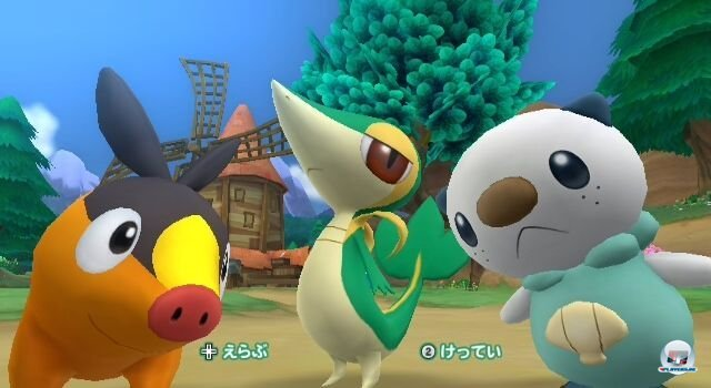 Screenshot - PokéPark 2: Beyond the World (Wii) 2266737