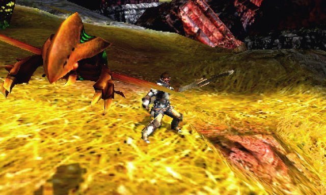 Screenshot - Monster Hunter 4 (3DS) 92399052