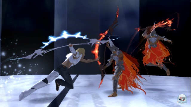 Screenshot - El Shaddai: Ascension of the Metatron (PlayStation3) 2248537