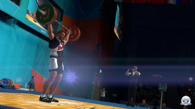 Screenshot - London 2012 - Das offizielle Videospiel der Olympischen Spiele (360) 2372582