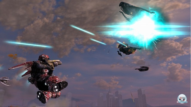 Screenshot - Earth Defense Force: Insect Armageddon (360) 2222649