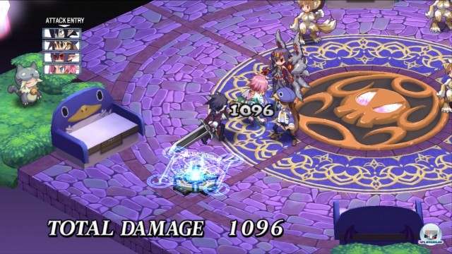 Screenshot - Disgaea 4: A Promise Unforgotten (PlayStation3) 2241413