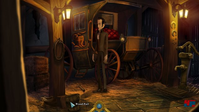 Screenshot - The Weird Story Of Waldemar The Warlock (PC)