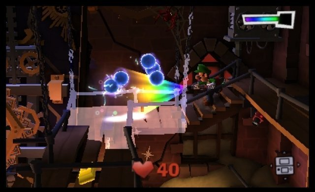 Screenshot - Luigi's Mansion: Dark Moon (3DS) 92432362