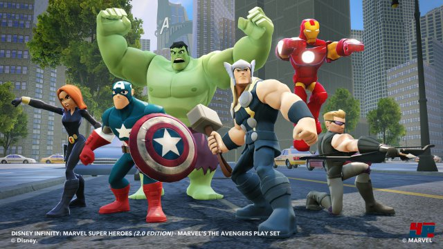 Screenshot - Disney Infinity 2.0: Marvel Super Heroes (PC)
