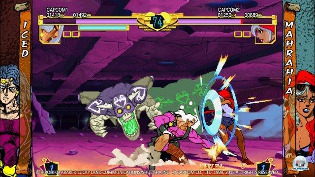 Screenshot - JoJo's Bizarre Adventure HD Ver. (PlayStation3) 2387072