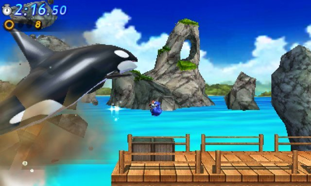 Screenshot - Sonic Generations (3DS) 2286442