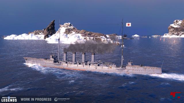 Screenshot - World of Warships (PS4) 92572403