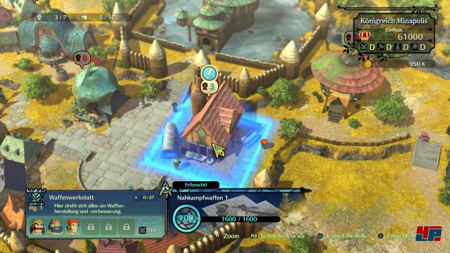 Screenshot - Ni No Kuni 2: Schicksal eines Königreichs (PS4) 92561919