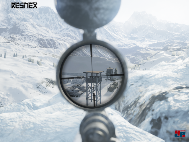 Screenshot - Resnex - Realistic Sniper Experience (PC)