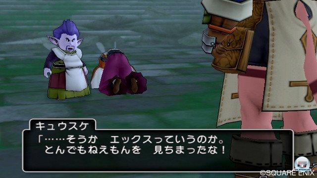 Screenshot - Dragon Quest X Online (Wii) 2357172