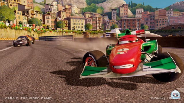 Screenshot - Cars 2: Das Videospiel (360) 2230984