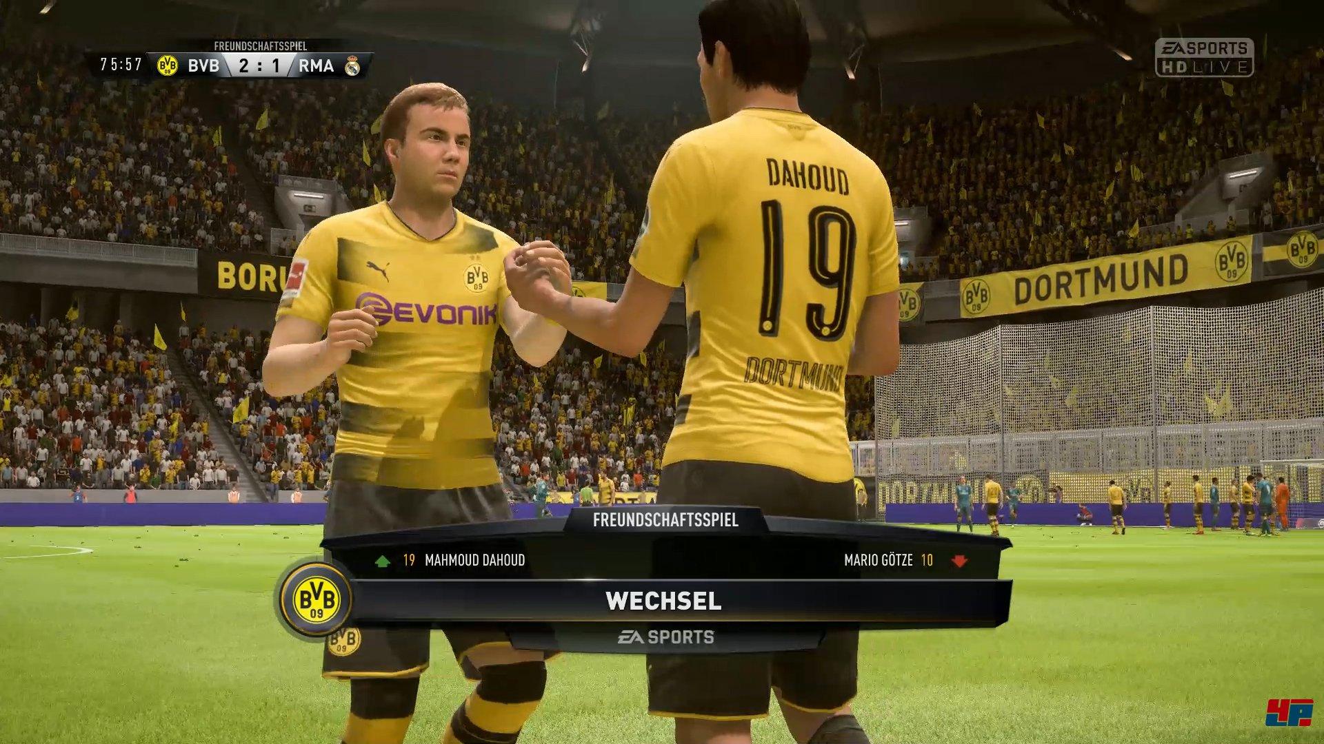 Screenshots Zu Fifa 18 Alles Zum Sport Spiel Ps4 Screenshot 92553589