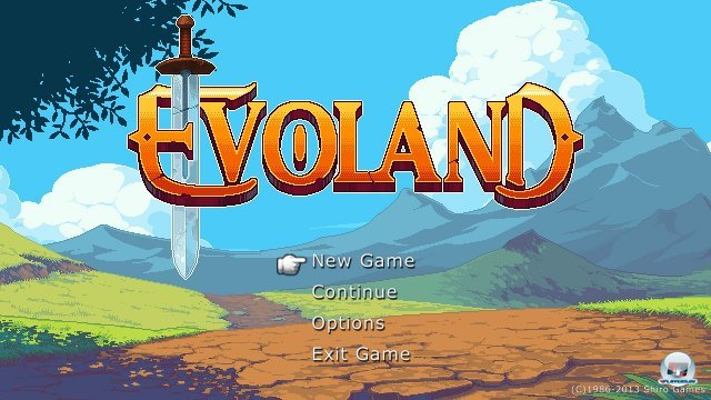 Screenshot - Evoland (iPad)