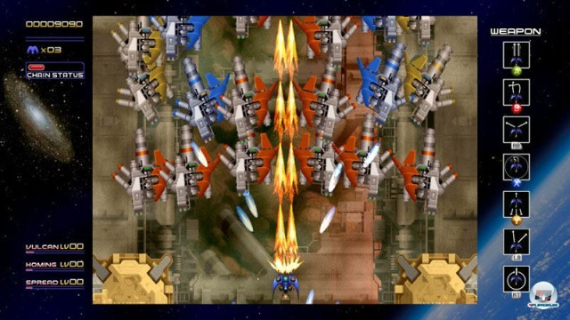Screenshot - Radiant Silvergun (360) 2225504