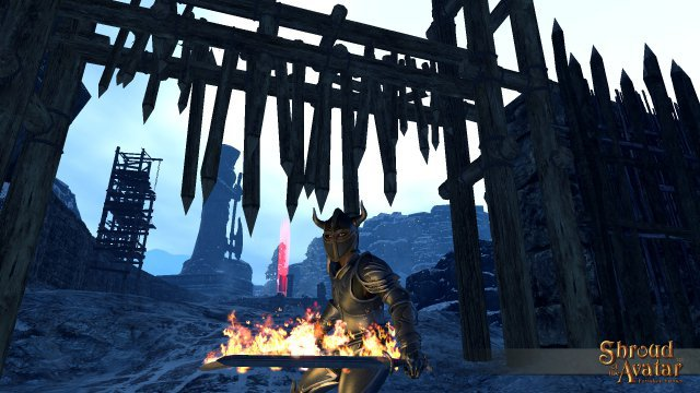 Screenshot - Shroud of the Avatar: Forsaken Virtues (PC)