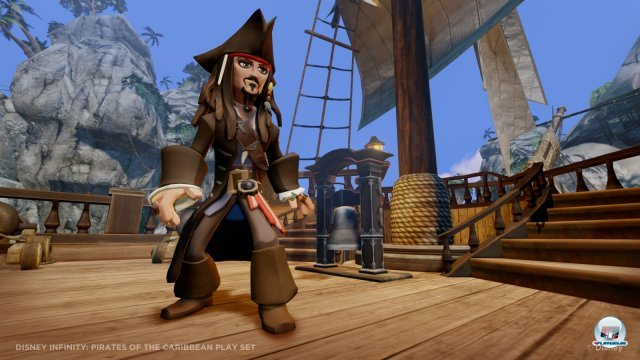 Screenshot - Disney Infinity (360) 92438267