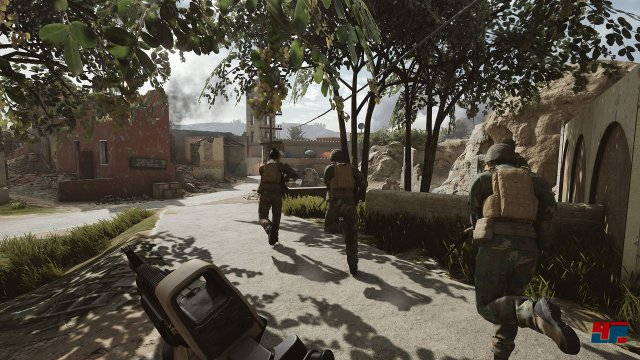 Screenshot - Insurgency: Sandstorm (Linux)