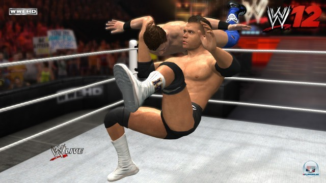 Screenshot - WWE '12 (PlayStation3) 2251917