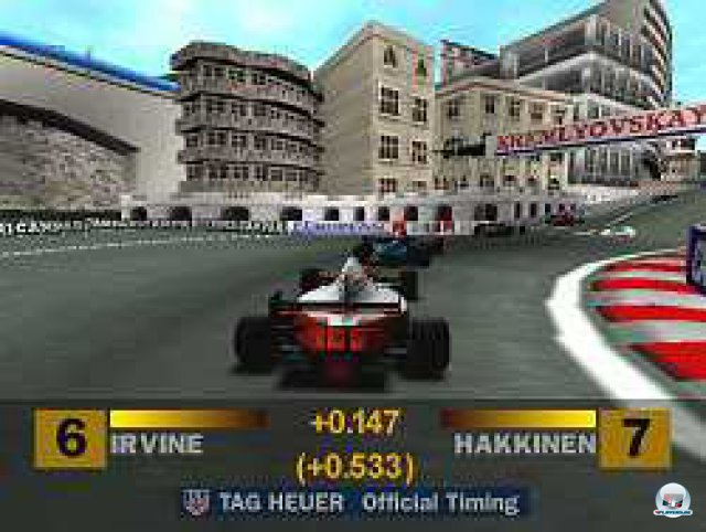 Monaco zählte schon damals zu den anspruchsvollsten Strecken des Formel-Eins-Kalenders.