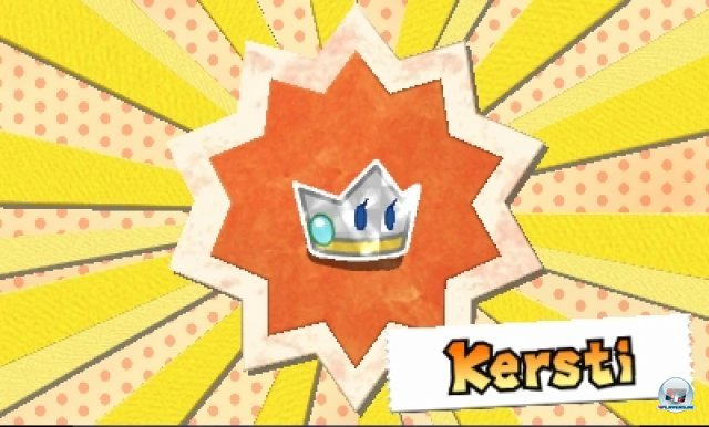 Screenshot - Paper Mario: Sticker Star (3DS) 2361192