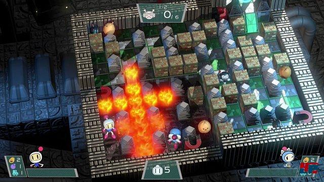 Screenshot - Super Bomberman R (One) 92568239