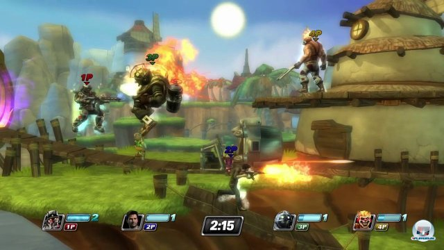 Screenshot - PlayStation All-Stars: Battle Royale (PS_Vita) 2365147