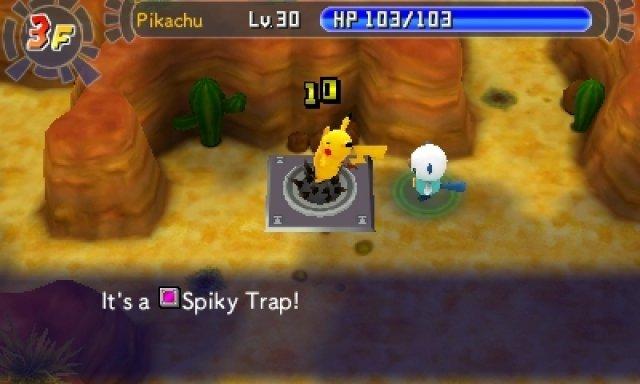 Screenshot - Pokémon Mystery Dungeon: Portale in die Unendlichkeit (3DS) 92457662